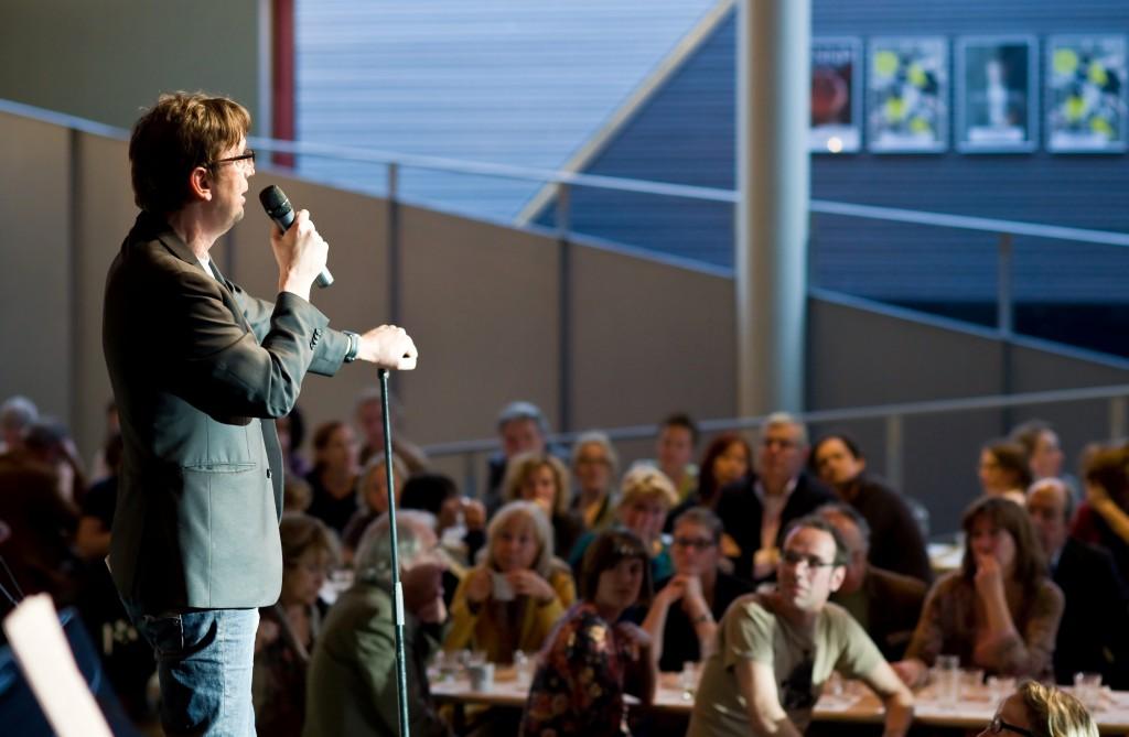 1Theater aan het Spui - Premiere Schuldeisers - Foto Maurice Haak (16)
